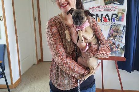Grace Adopted!