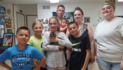 Forest Adopted!