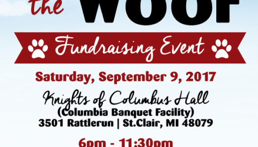 Upcoming Event: Raise the Woof II