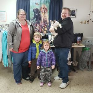 Clover-Adopted!!