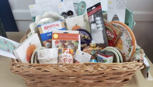 Thanksgiving Raffle Basket